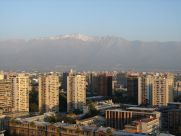 Photo 1: Santiago (Chile)