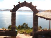 Photo 1: Lake Titicaca (Bolivia)