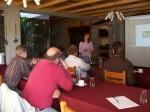 Reiseleiter Seminar in Arequipa