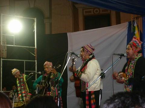 Band aus Potosi
