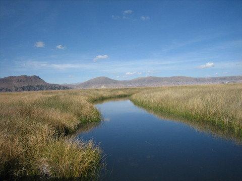 Titicacasee 2 bild
