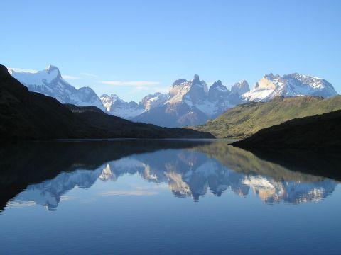 Torres-del-Paine-Nationalpark
