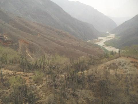 Canyon del Chicamocha