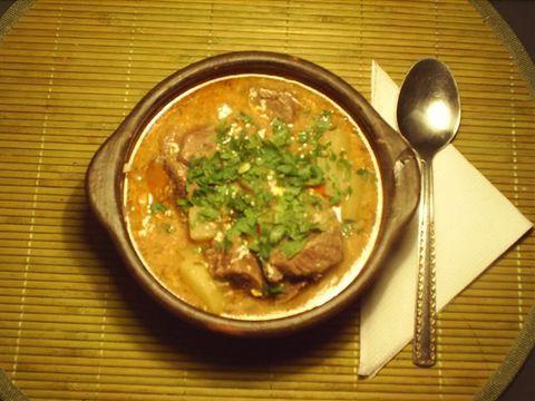 Kolumbianische Küche: Ajiaco