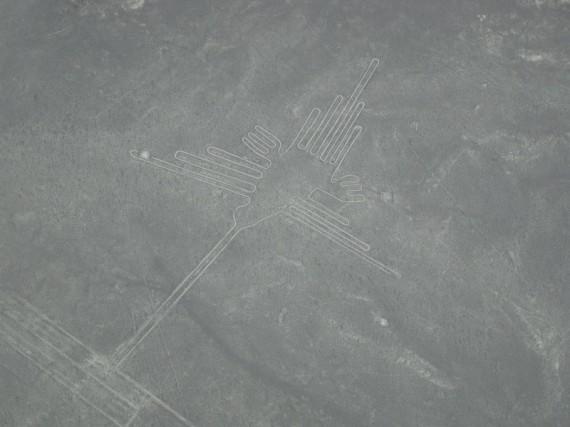 Peru Sehenswürdigkeiten: Nazca Linien