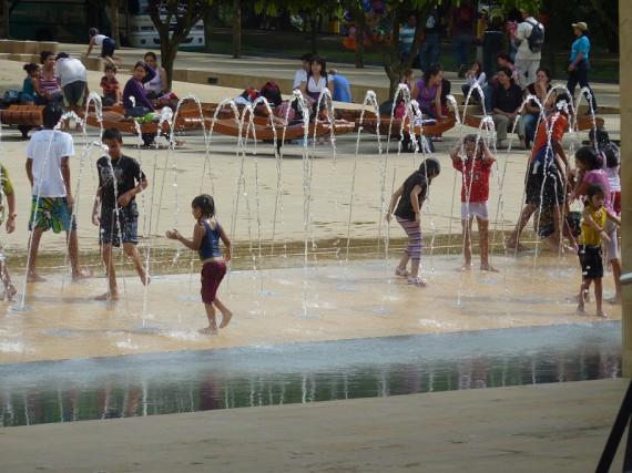 Plaza de los Deseos