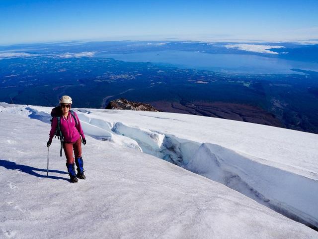 Chile Sehenswürdigkeiten: Villarico Vulkan