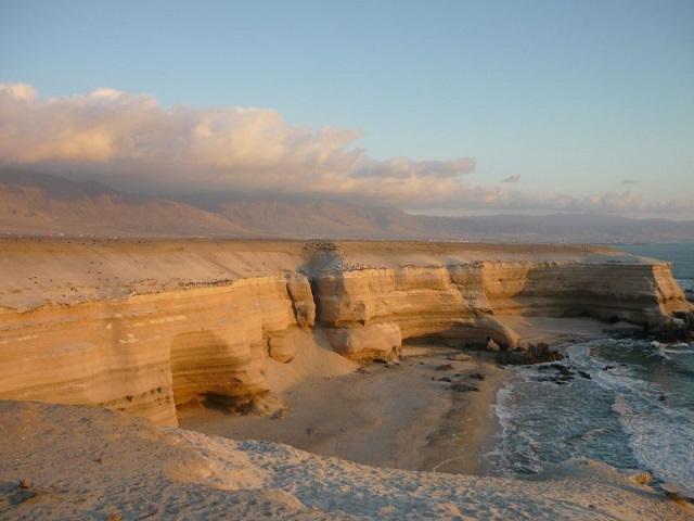 Chile Sehenswürdigkeiten: Antofagasta