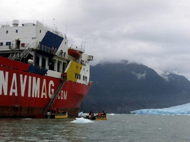 Chile Sehenswürdigkeiten: Navimag