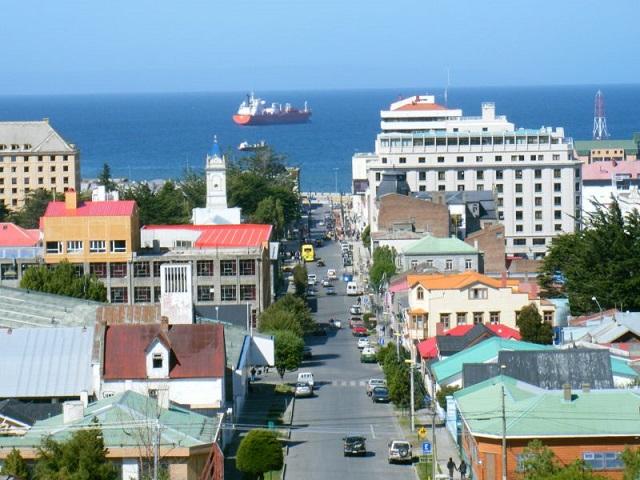 Chile Sehenswürdigkeiten: Punta Arenas
