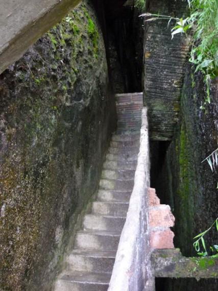 El Penol Steps