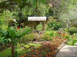 Garten Haus Ricaurte