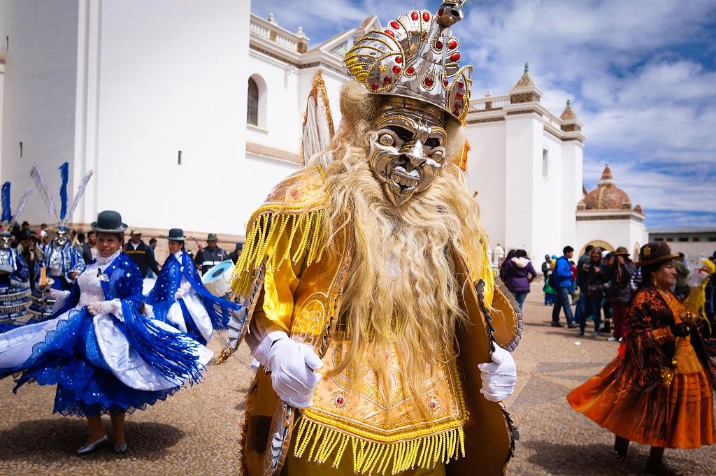 Copcabana in Bolivien. Photo Credit: Bianca Bauza for viventura