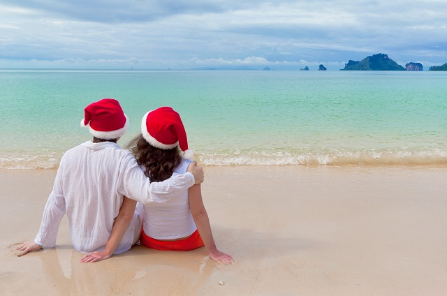 Places to go for christmas - the best christmas destinations: beach