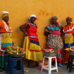 Cartagena.Streetvendors
