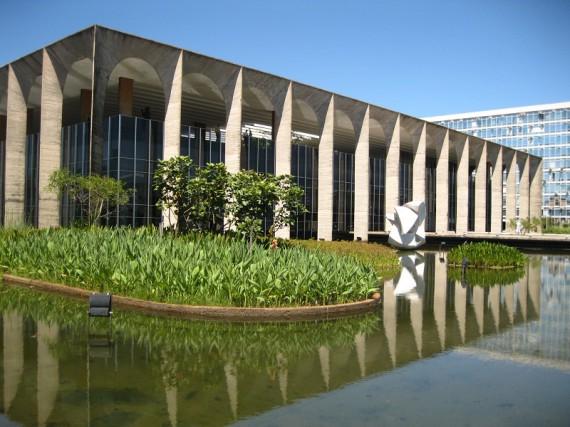 Oscar Niemeyer Gebäude: Palacio_Da_Justicia