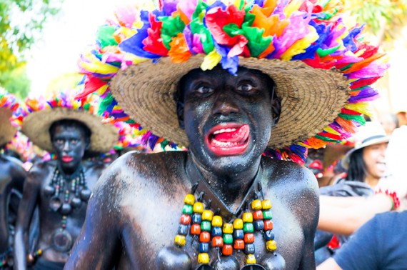 Karneval in Barranquilla: Son de Negro