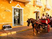viventura Karibik cartagena,colombia,horse,carriage,people
