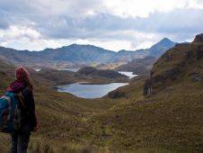 viventura Nationalpark Cajas south america, ecuador, cuenca, Bianca Bauza,hiking