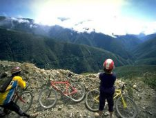 viventura Cuzco Mountainbike Downhill