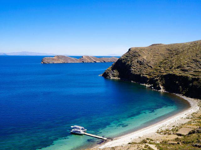 Isla del sol bolivia info photos viventura - La isla dela cartuja ...
