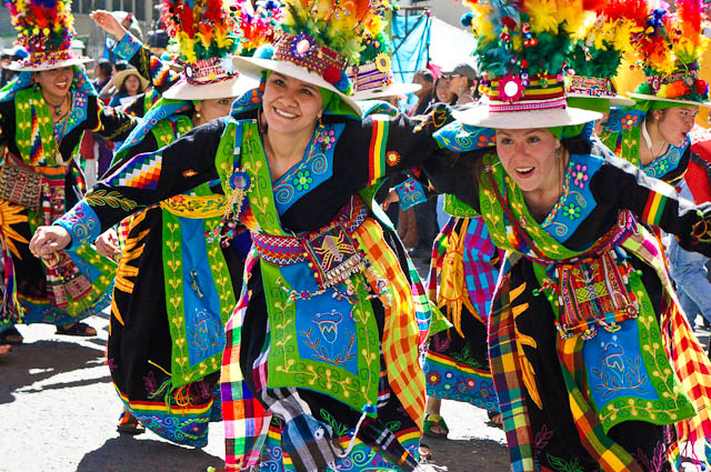 The Culture of Bolivia: Tinku